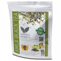 Amla /green gooseberry/ Nelli 30 Herbal Tea Bags blend FBOPF Black tea