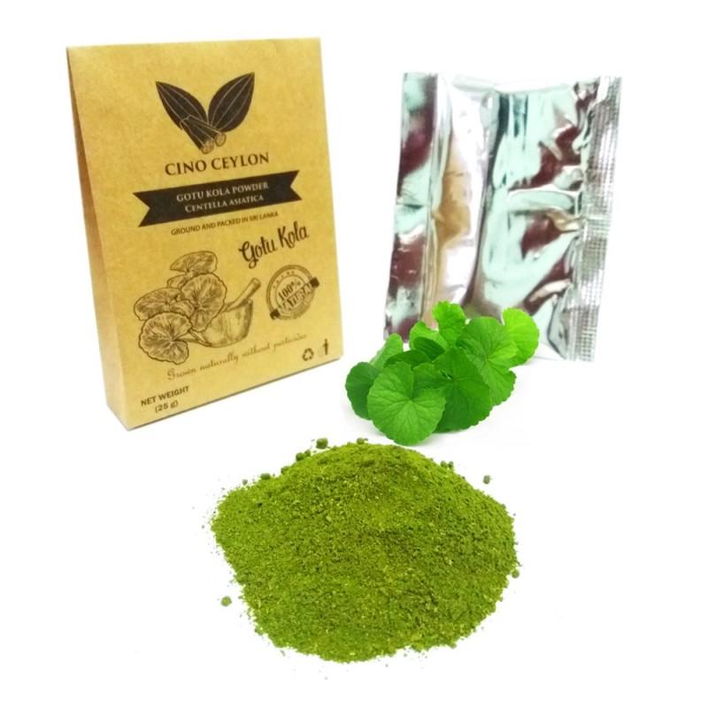 Gotu Kola Powder (Centella asiatica)