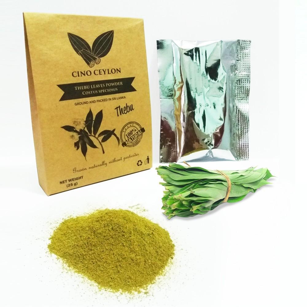 Thebu Powder (Costus speciosus)