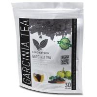 Garcinia cambogia / Goraka 30 Herbal Tea Bags with CEYLON Premium Black Tea