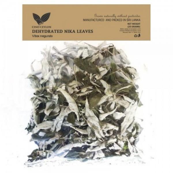 Nika Leaves (Vitex negundo)