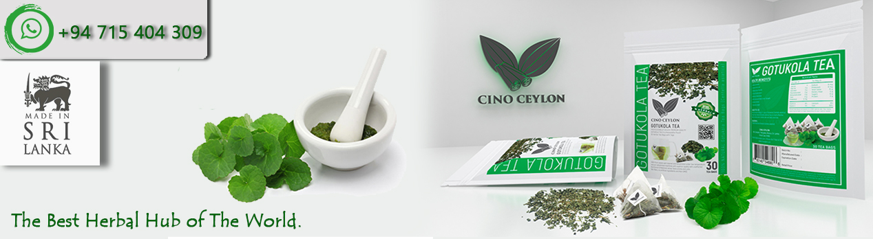 Cino Ceylon products